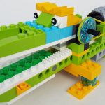Hungry alligator Lego robot