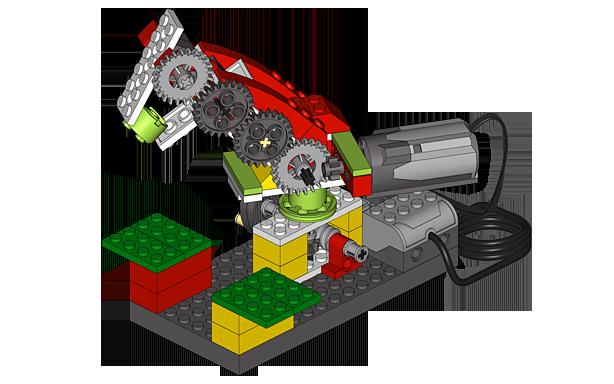 wedo-robot - JuniorSTEM