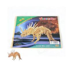 Wooden Dinosaur Kit