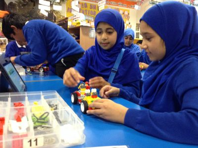 JuniorSTEM Primary school workshop