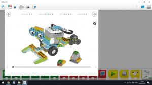 Lego WeDo 2.0 APP activities