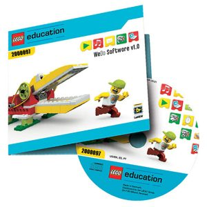 Lego WeDo 1.0 programming software
