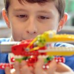 Lego Robotics STEM workshop