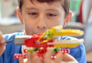 Lego Robotics STEM workshop