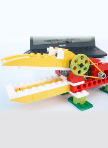 Hungry Alligator Lego WeDo