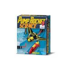 Kidz Labs Pump Rocket