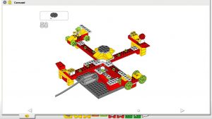 Lego WeDo Fairground extension resource kit 9585