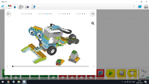 Lego WeDo 2.0 APP activities