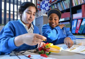 Primary school STEM workshop