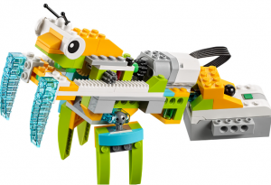 Praying mantis Lego wedo 2.0 primary school workshop